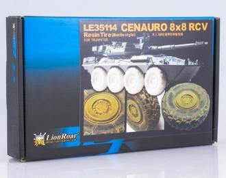 Набор дополнений Колеса для итальянского колесного танка B1 Centauro