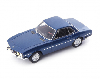 BMW 1600ti Coupe Paul Bracq, blue,  Germany, 1969