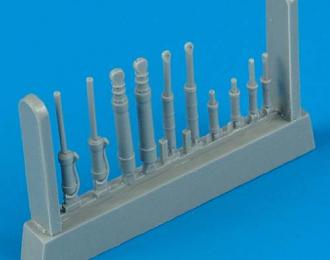 Конверсионный набор для Universal Piston Rods I.