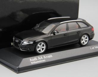 AUDI A4 Avant (2007),  black