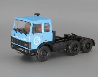 МАЗ 6422 Совтрансавто, синий