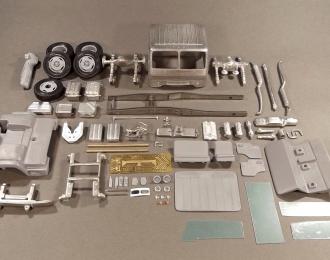 (KIT) КАЗ-4430 седельный тягач