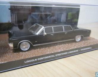 LINCOLN Continental Limousine Thunderball 1965, Black