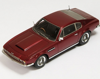 ASTON MARTIN DBS 6 cyl. (1967), windsor red