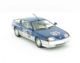 ALPINE V6 GT Turbo Europa Cup de 1985, серия Alpine and Renault Sportives 11, синий