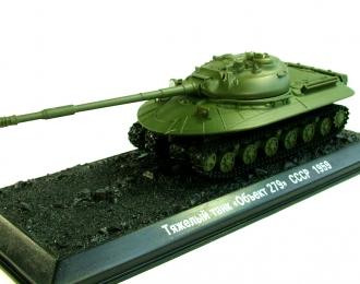 Советский тяжелый экспериментальный танк Объект 279, Танки Мира Коллекция 13