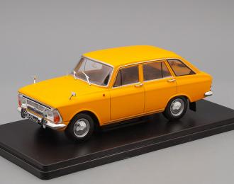 "ИЖ-2125 ""Комби"", Легендарные Советские Автомобили 50, желтый"