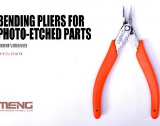 Bending Pliers for Photo-Etched Parts