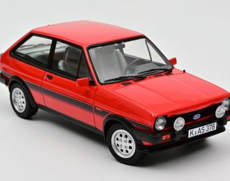 FORD Fiesta XR2 1981 Red
