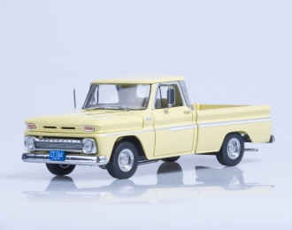CHEVROLET C-10 Styleside Pickup (1965), yellow