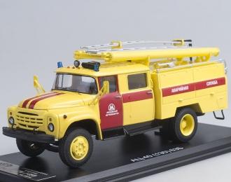 АЦ-40 (130) 63Б Мосметро, желтый