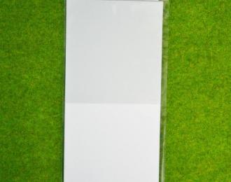 Набор шлифовальной бумаги на основе полиэстровой пленки (Fine Lapping Film) c зернистостью #2000 - 3 шт.