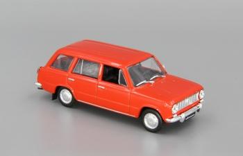 (Уценка!) ВАЗ 2102 Жигули, Автолегенды СССР 14, красный