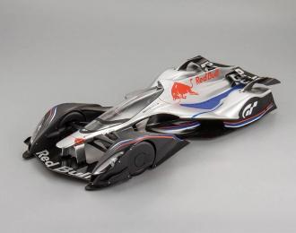 Red Bull X2014 Sebastian Vettel (hyper silver)