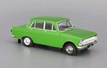 ИЖ 412, Автолегенды СССР 136, зеленый