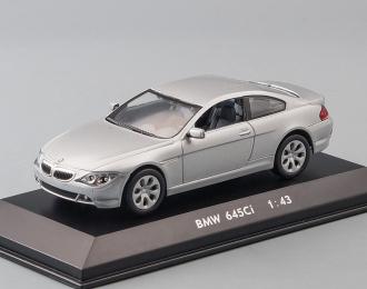 BMW 645Ci, silver