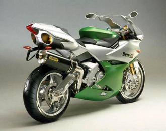 Benelli Tornado TRE 900LE (silver / green)