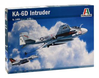 Сборная модель Самолёт KA-6D INTRUDER