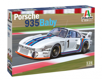 Сборная модель Porsche 935 Baby