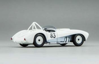 ЗИЛ 112С шасси #2 (1967), белый