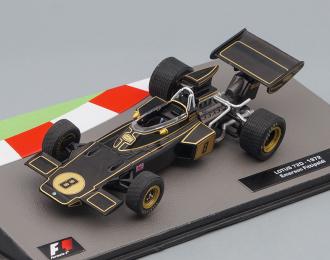 LOTUS 72D Эмерсона Фиттипальди (1972), Formula 1 Auto Collection 38