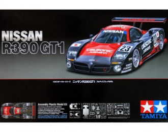 Сборная модель Nissan R390 GT1