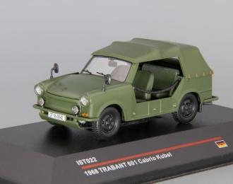 TRABANT 601 Cabrio Kubel, olive green