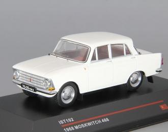 МОСКВИЧ 408 (1968), белый