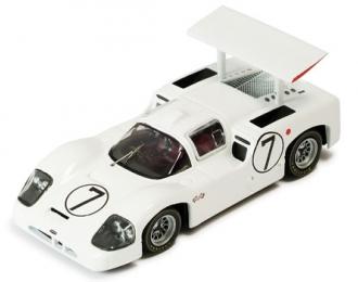 CHAPARRAL 2F #7 M.Spence-P.Hill Le Mans (1967), white