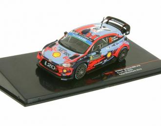 HYUNDAI i20 Coupe WRC #19 Loeb/Elena Rally Monte Carlo 2019