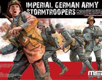 Сборная модель Немецкие имперские штурмовики