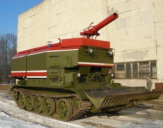 КИТ Гусеничная пожарная машина ГПМ-54