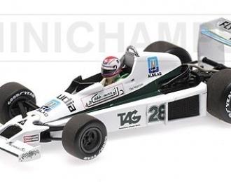 WILLIAMS FORD FW06 - CLAY REGAZZONI - 1979