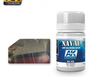 Жидкость для нанесения эффектов SALT STREAKS FOR SHIPS (соляныештрихи для кораблей)