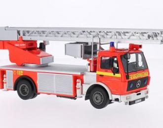 "MERCEDES-BENZ 1422 DLK23-12 ""Metz"" 1988 (пожарный с лестницей)"