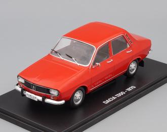 DACIA 1300, Легендарные Советские Автомобили 84, red