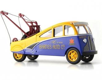 Barnes Streamlined Wrecker Australia (1938), yellow-blue