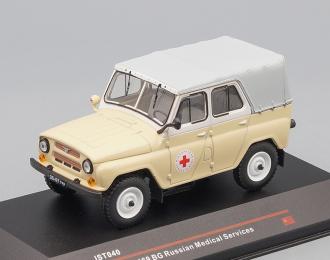 УАЗ 469 Медпомощь (1977), бежевый