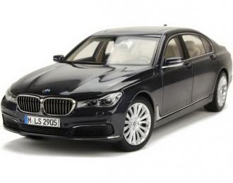 BMW 750 Li/ G12 (2016), sophisto grey metal