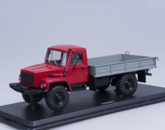Горький 33081 4х4 двиг. Д-245.7 Diesel Turbo, выставочный