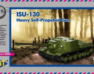 Сборная модель Самоходная артиллерийская установка ИСУ-130