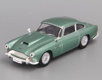(Уценка!) ASTON MARTIN DB4 Coupe, Суперкары 2, green