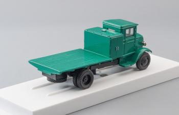 ZIS-5 ЛЭТ грузовой электромобиль, зеленый