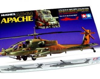 Сборная модель Huges AH-64 Apache