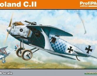 Сборная модель Немецкий самолет-разведчик Roland C.II