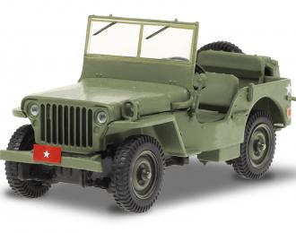 "WILLYS MERCEDES-BENZ 4x4 Army Brigadier General 1942 (из т/с ""M.A.S.H."")"