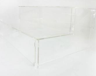 """Подставка под модели """"Лесенка"""", прозрачная 42см"""