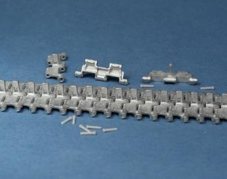"""Траки наборные железные  2К22 """"Тунгуска"""" (SA-19 Grison)"""