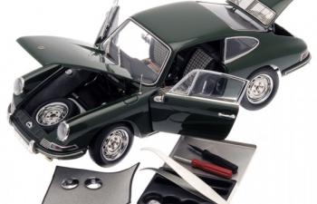 PORSCHE 901 series-production (1964), Irish green