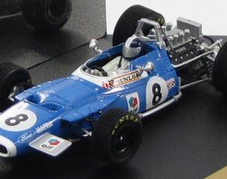 Matra MS80 Monaco GP 1969 J.P. Beltoise